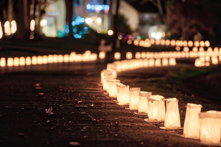 Columbus Ohio In Christmas 2021 Village Lights